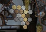 Weinproben - Medaillen